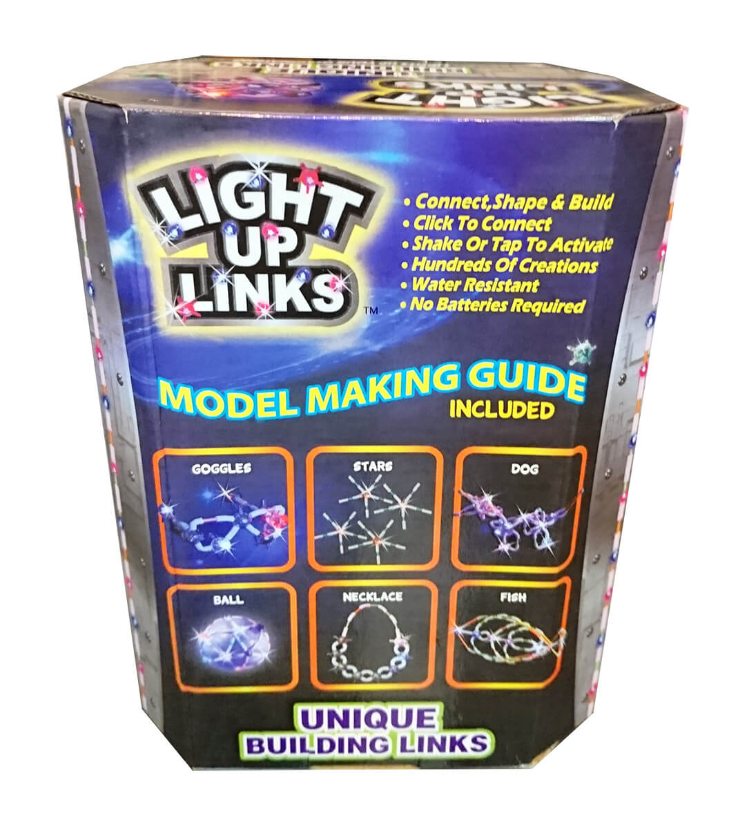 Светящийся конструктор Light up links 120
